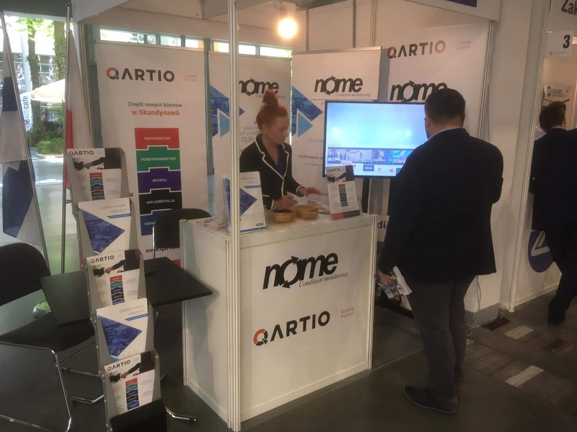 Poznan Subcontracting Fair – Qartio's Home Ground